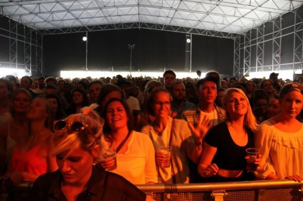 Øya Festival 2014 - crowd