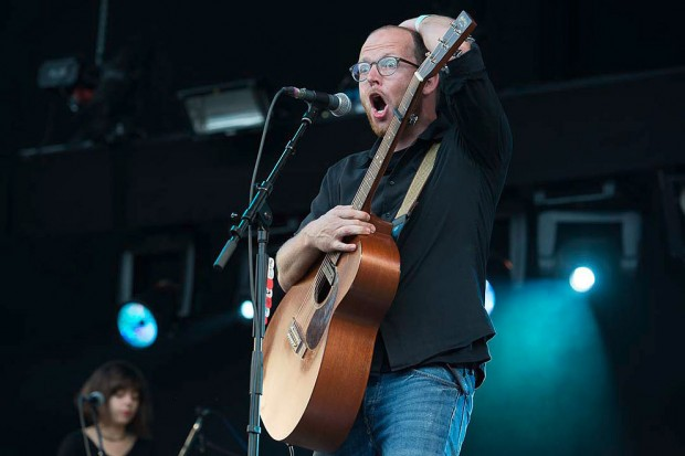 Honig at Haldern Pop 2014