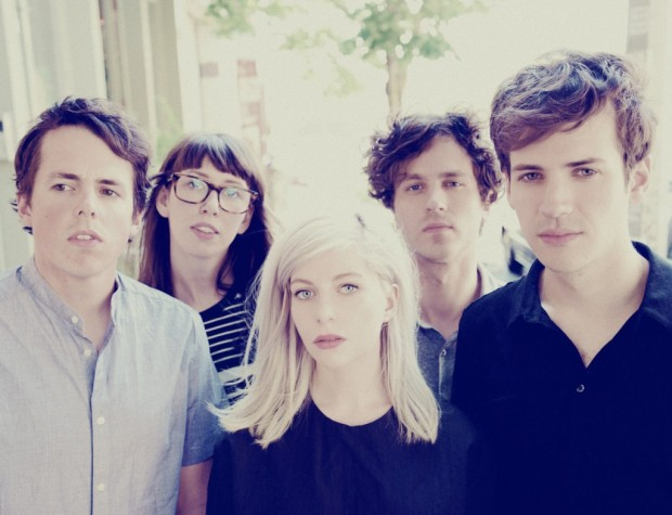 Alvvays - Photo by Shervin Lainez