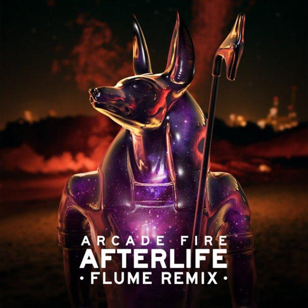 Arcade Fire - Flume Remix