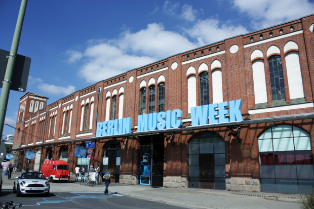 Berlin Music Week - Conference Center