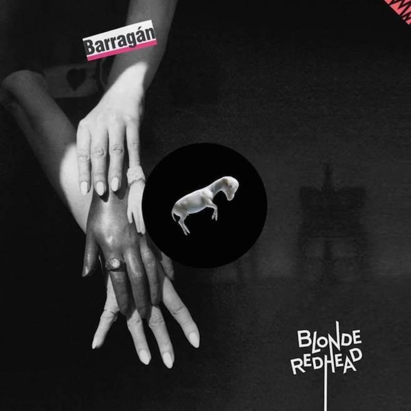 Blonde Redhead - Barragán - Cover