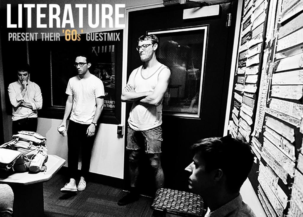 Literature - NBHAP Guestmix