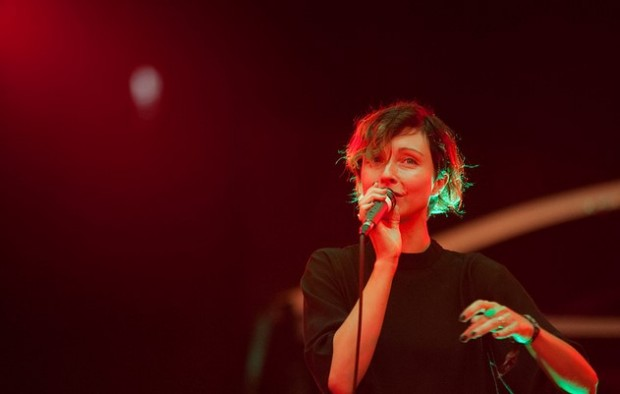 Polica - Photo by Tomi Kukkonen