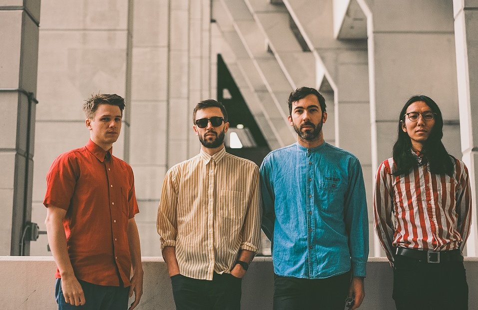 Teleman - Photo by Pooneh Ghana