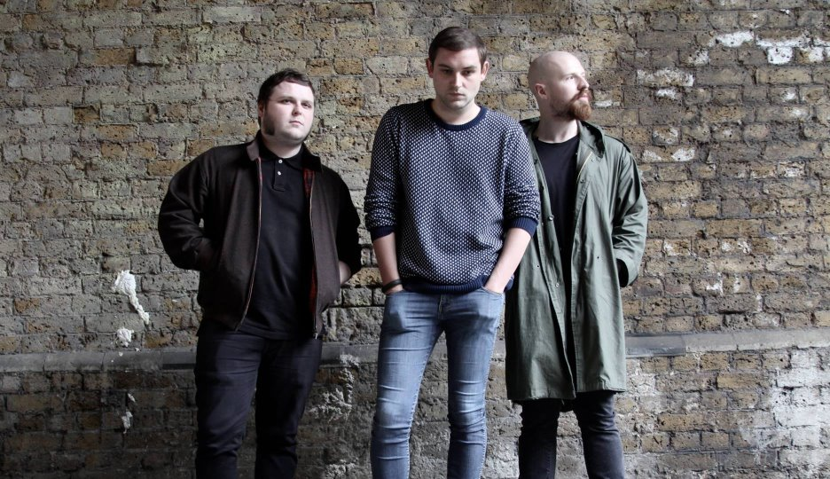 The Twilight Sad - Photo by Nicola Collins