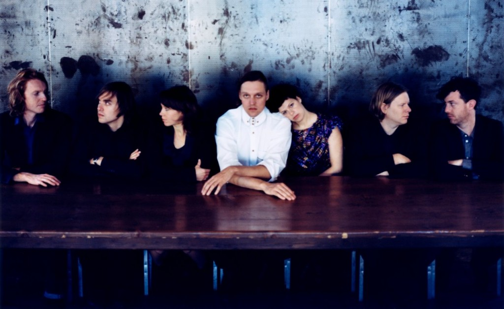 Arcade Fire - Photo by Anton Corbijn