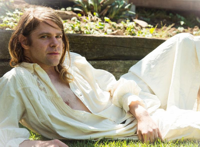 Ariel Pink - Photo by Sasha Eisenmann