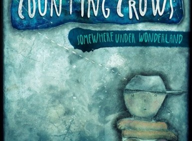 Counting Crows Somewhere Under Wonderland Album Cover