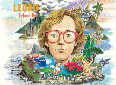 Erlend Oye 2014 LEGAO_cover