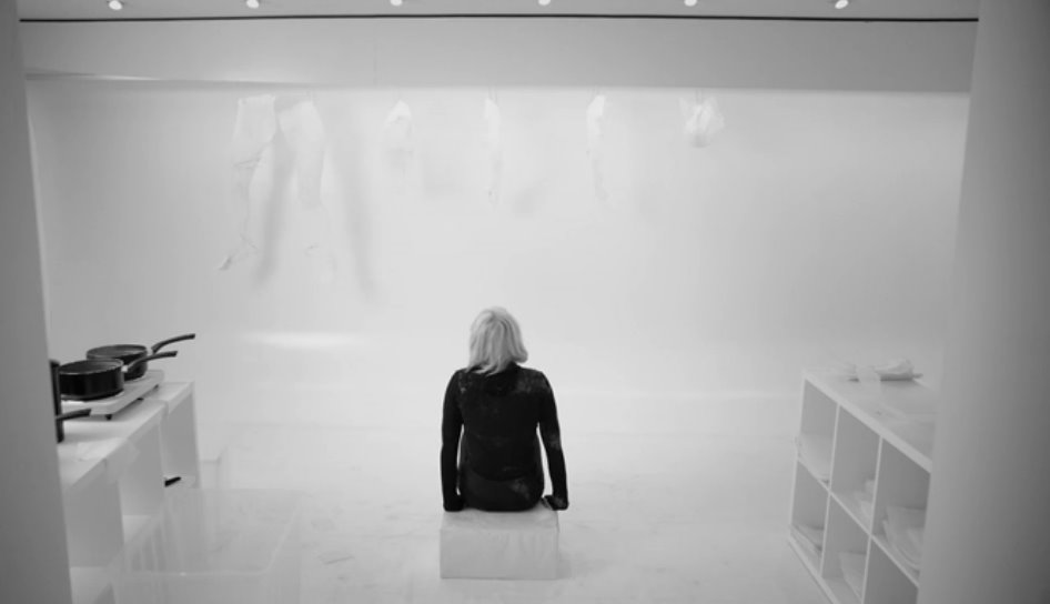 Noomi Rapace by Aitor Throup