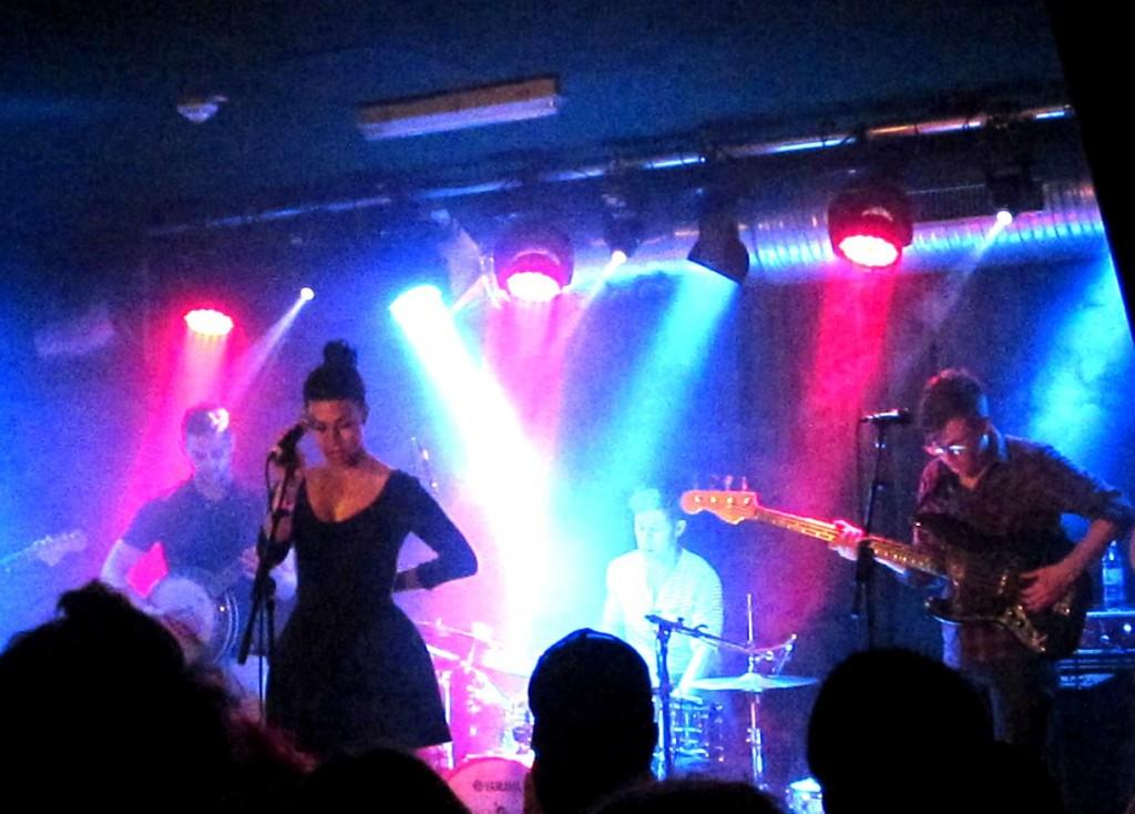Phox - Privatclub Berlin 1