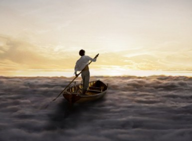 Pink Floyd - The Endless River - Artwork