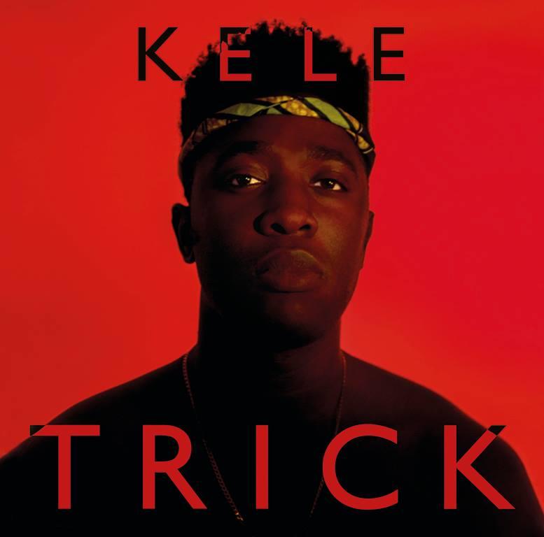 Kele - Trick - Cover