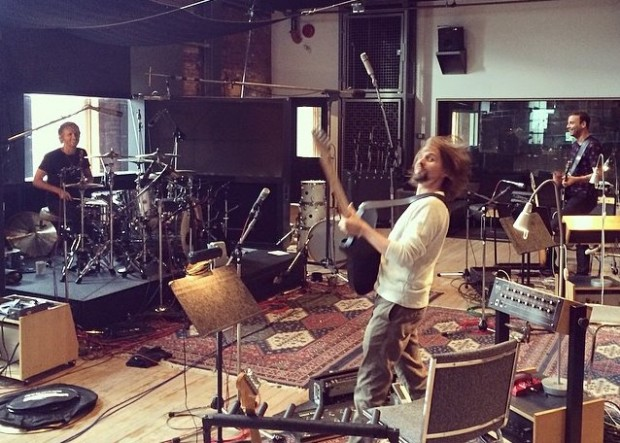 Muse - Studio 2014
