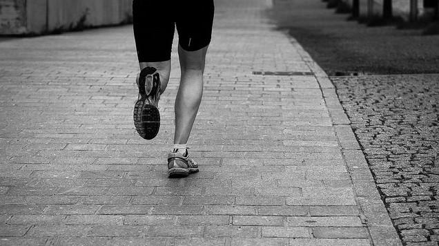 Running - Photo by Hans-Jörg Aleff
