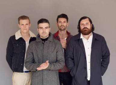 The Boxer Rebellion - Photo by Jeff Bourdeau