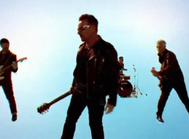 U2 - The Miracle - Video