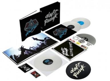 Daft Punk - Alive 2007 - Vinyl-Set