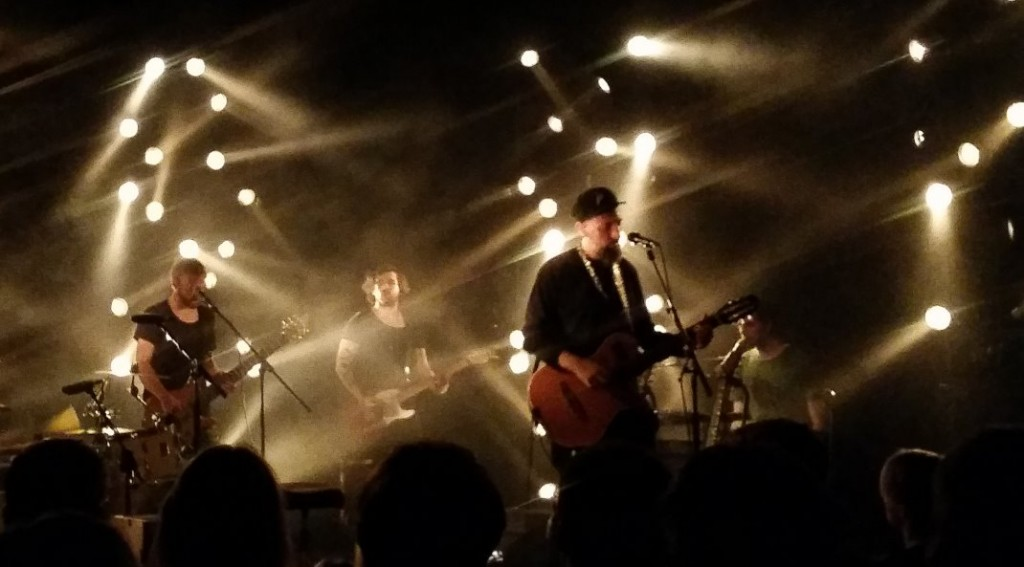 Fink - Live 2014
