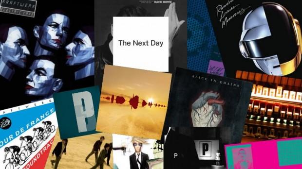 NBHAP - Album Gaps