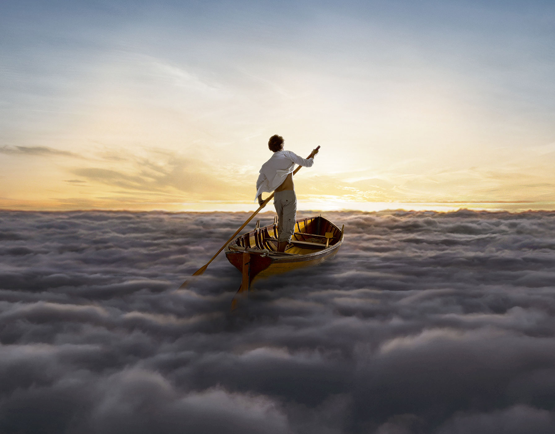 Pink Floyd - 'The Endless River' - Cover