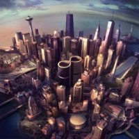 FF SONIC HIGHWAYS cover