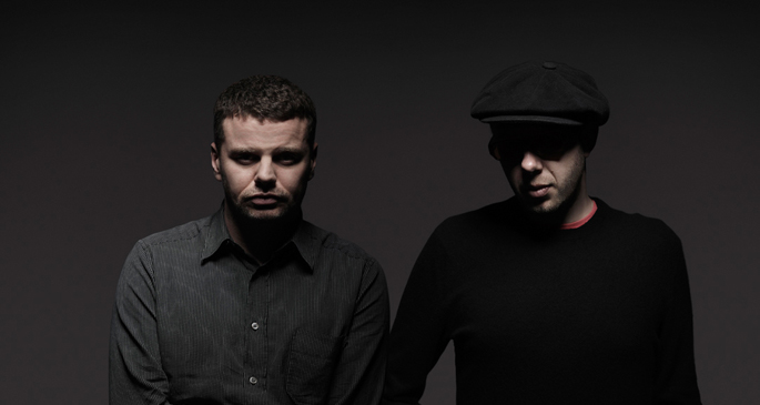The Chemical Brothers - 2014 - press