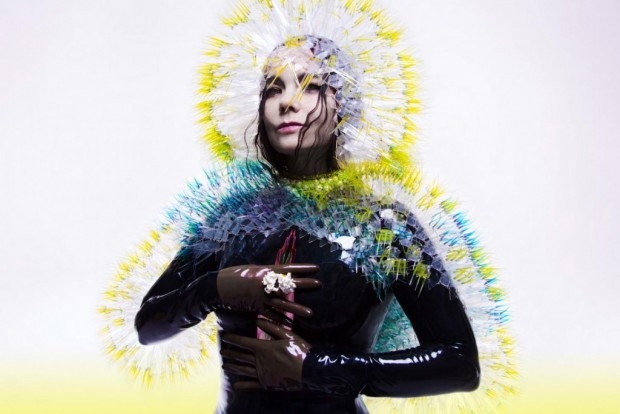 Bjork - Vulnicura - Press Shot