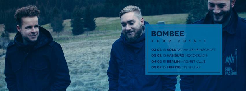 Bombee - Tour 2015