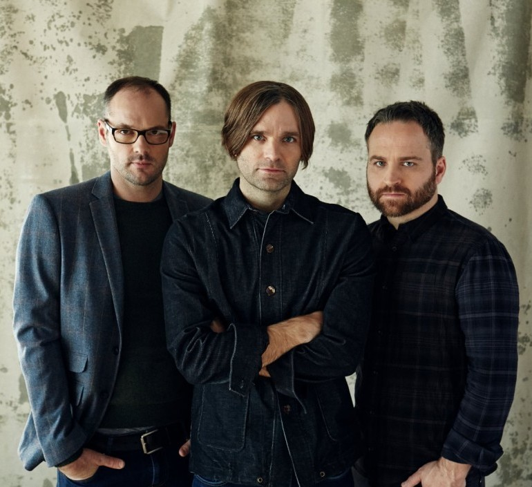 Death Cab For Cutie - We Are The Rhoades