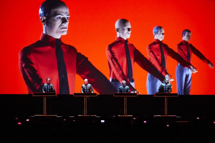Kraftwerk - 2015 - photo by Peter Boettcher
