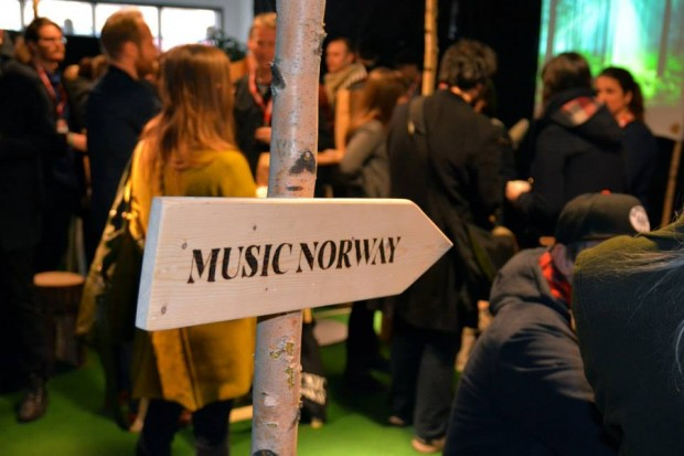 Music Norway - Sign