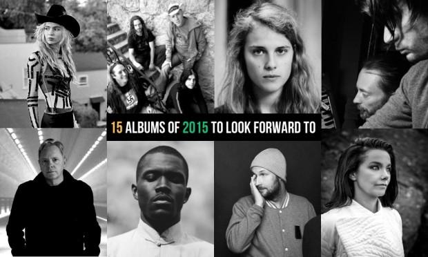 NBHAP - Albums of 2015