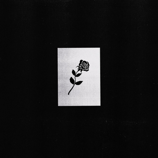 Shlohmo - Dark Red - Artwork