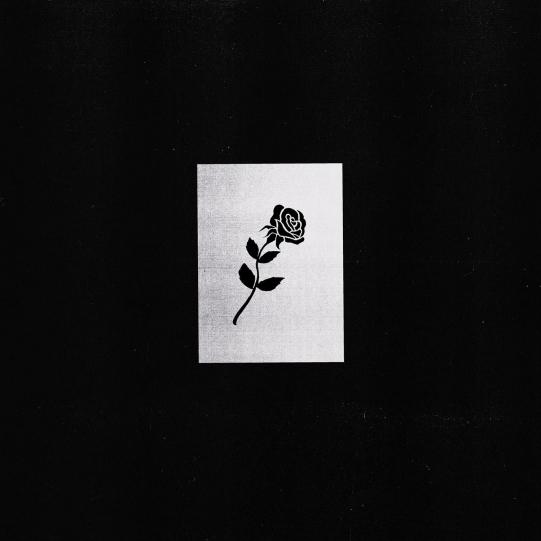 Shlohmo - Dark Red - Artwork