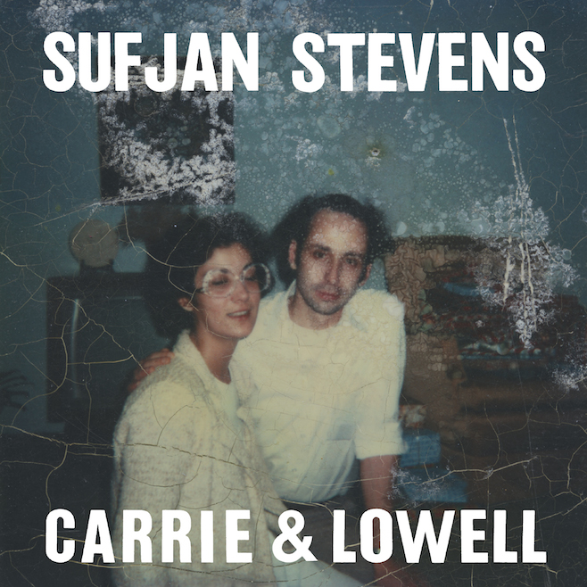 Carrie & Lowell - Cover