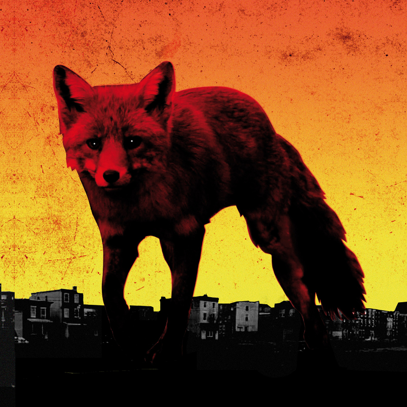 The-Prodigy - The Day Is My Enemy - Artwork