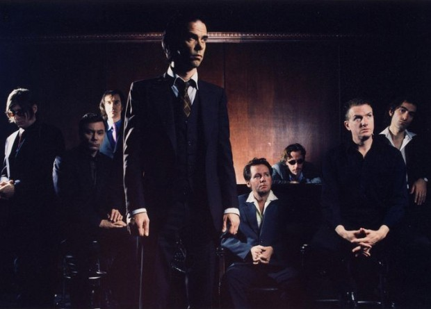 Nick Cave and his Bad Seeds