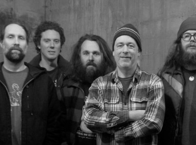 Built To Spill - Photo by Stephen Gere