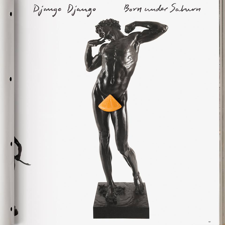 Djano Django - Born Under Saturn