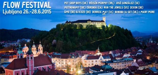 Flow Festival - Ljubljana