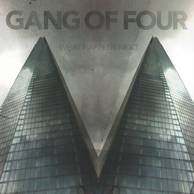 Gang of Four - Cover
