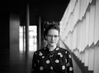 Sóley - Photo by Brynjar Gunnarsson