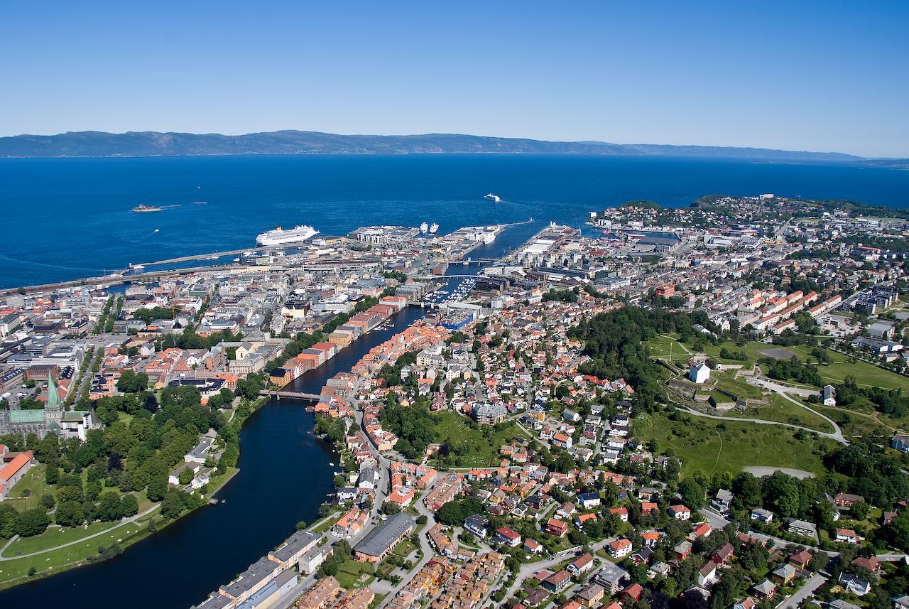 Sunny Trondheim