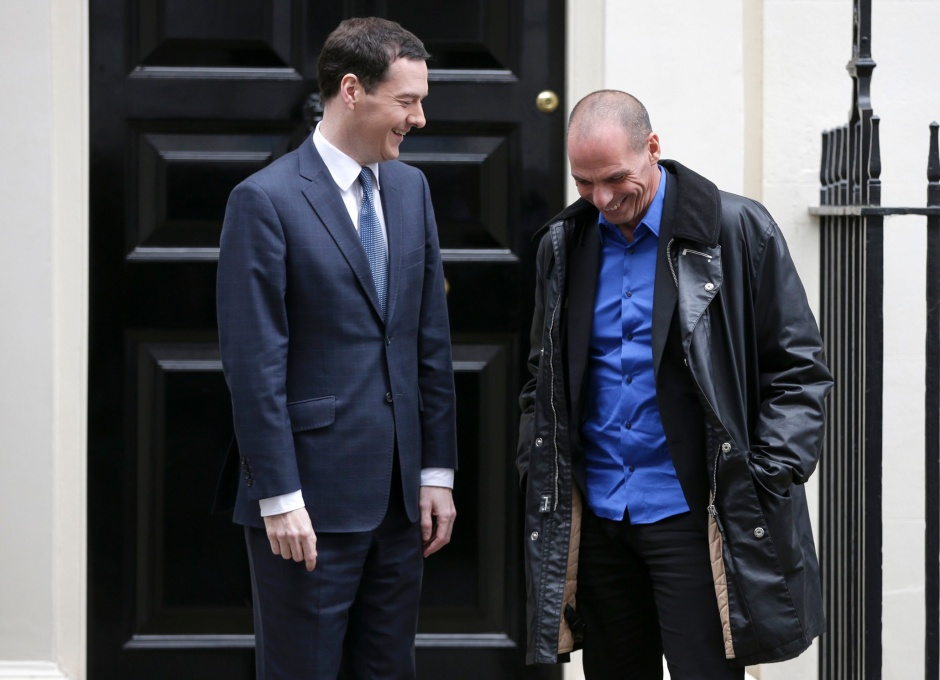 Varoufakis-Osborne, from Reuters