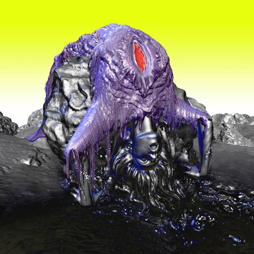 Bjork - Vulnicura - Physical Artwork