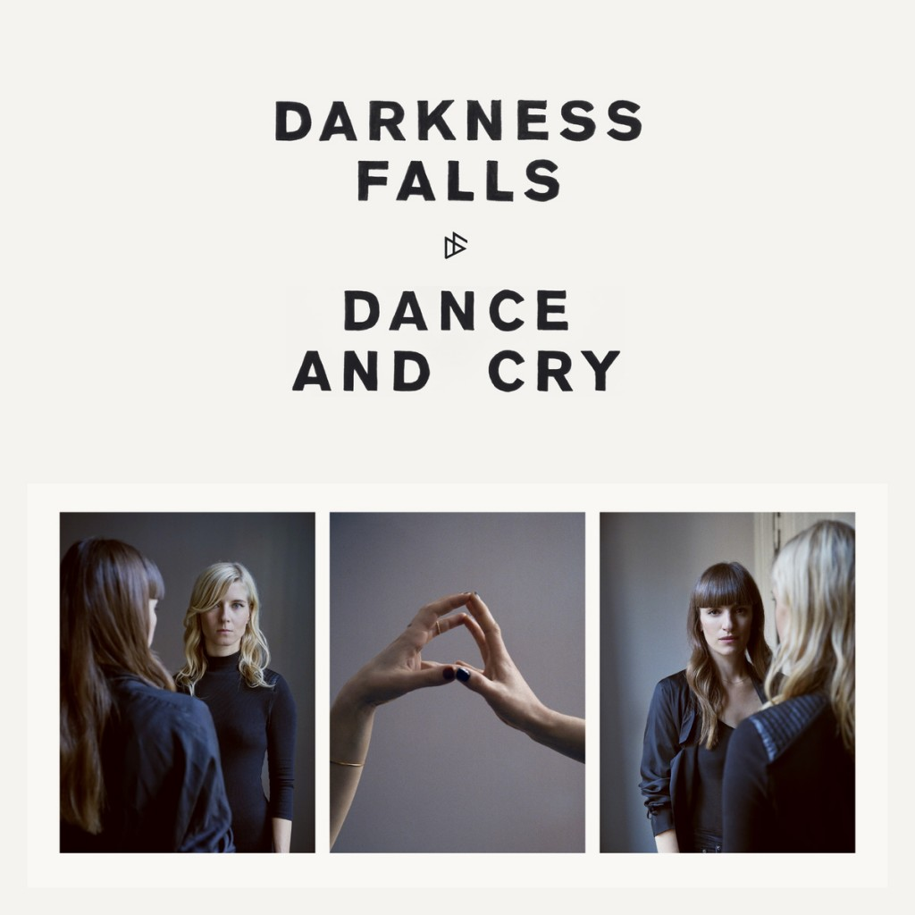 Darkness Falls - Dance And Cry - Artwork