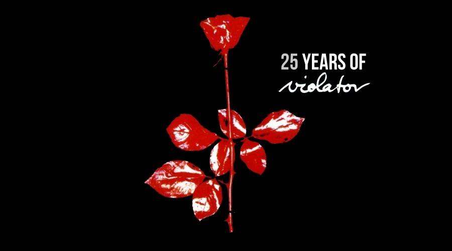 Depeche Mode - Violator - 25 Years