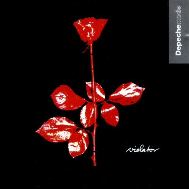 Depeche Mode - Violator - Artwork